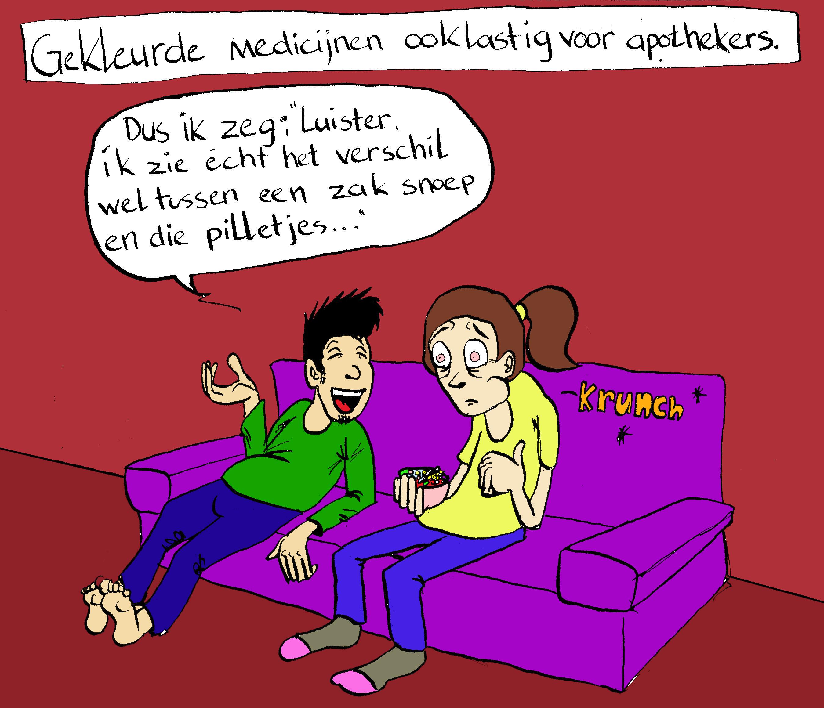 bedrijf friesland geneesmiddelen